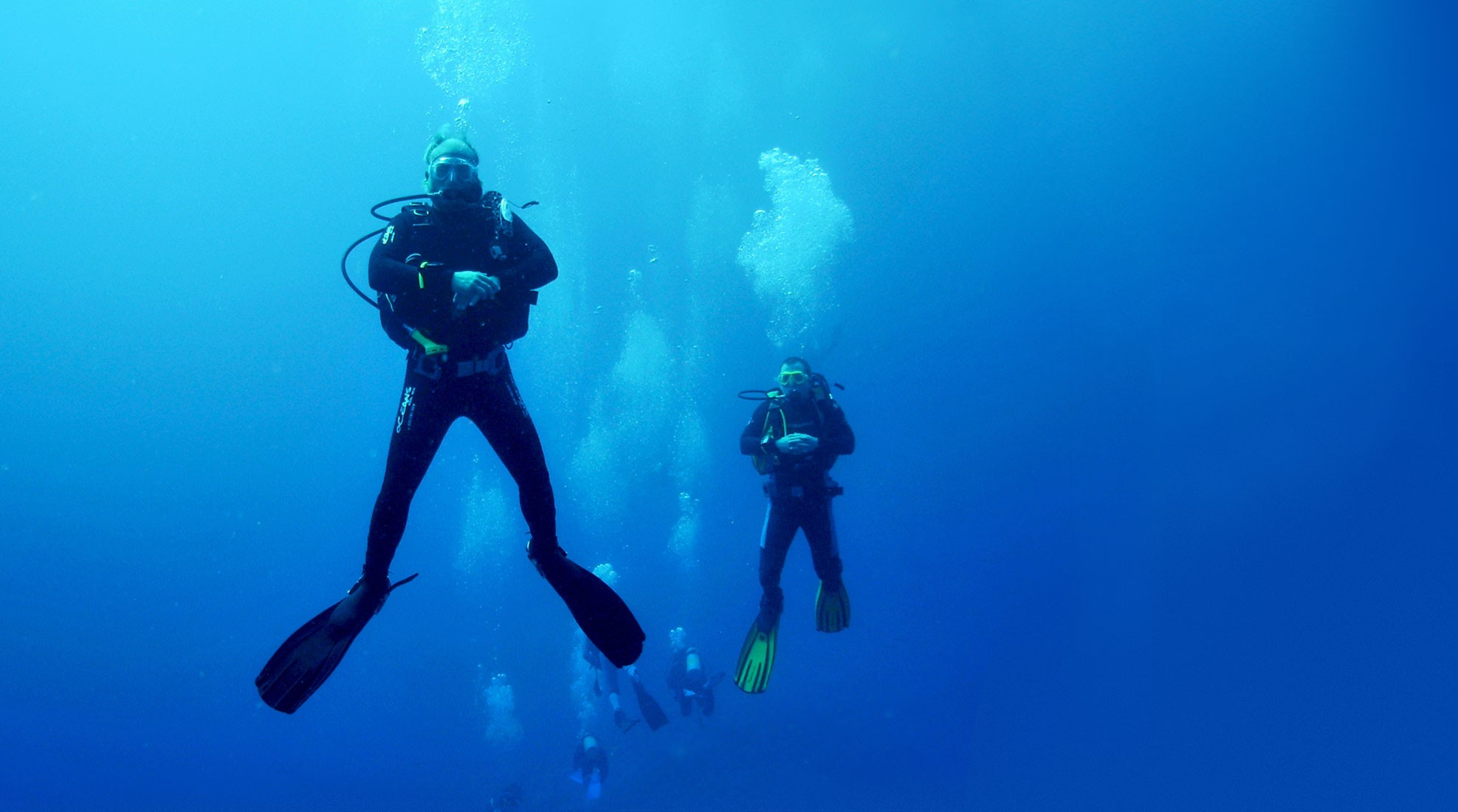 5 Scuba Diving Tips for Beginners